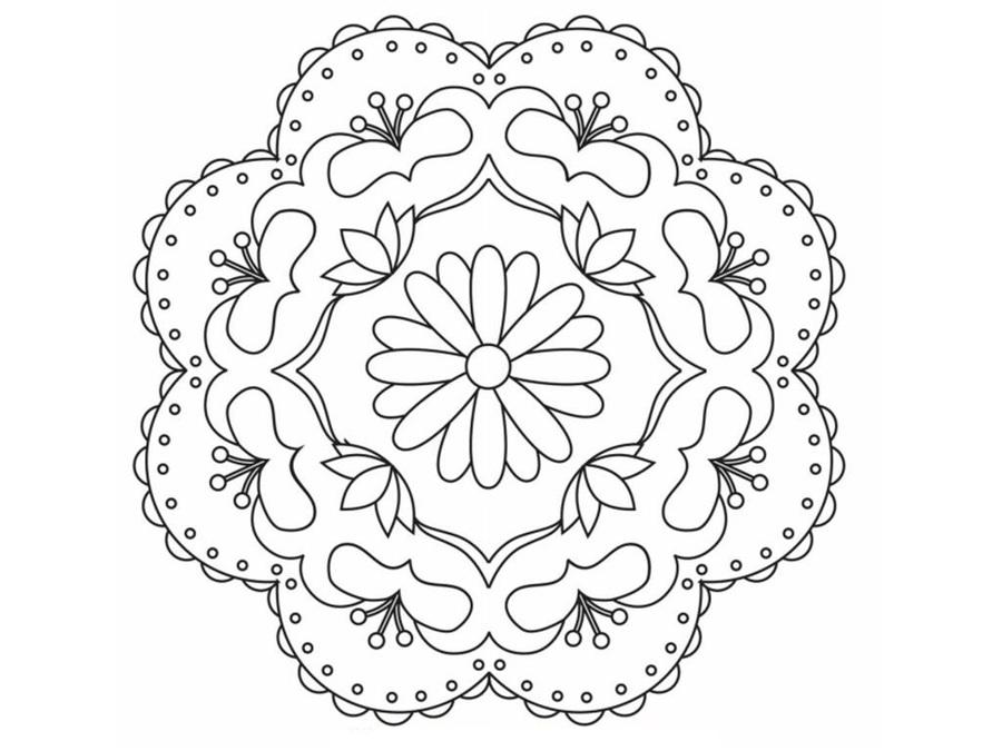 Rangoli Patterns