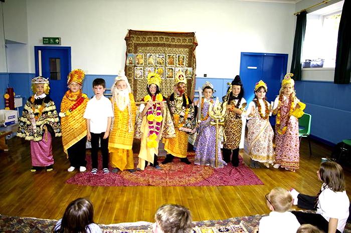 Hinduism, Buddhism, Jainism, and Sikhism Essay